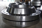 Industrial Flange Manufacturing